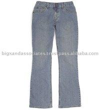 Denim Lady's Jeans Trousers