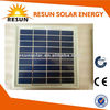 cheap price &hot sale 5W solar panel quality assurance small solar panel 3W poly