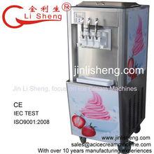 Hot Sale Jin Li Sheng BQ322 CE IEC Floor standing Commercial Soft Ice Cream Machine