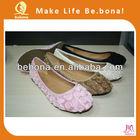 2013 high quality wholesale ladies fancy footwear