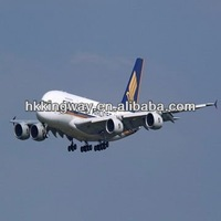 cheap air cargo air freight from shenzhen shanghai guangzhou to INDIA