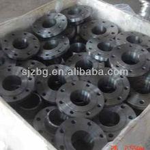 BG black steel a105/sa105n black floor flange