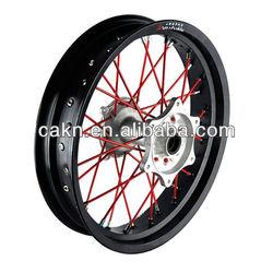 Supermotards Wheel Rim Assembly