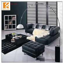 Longjiang Shunde Newland furniture factory modern corner lorenzo sofa NL-S115