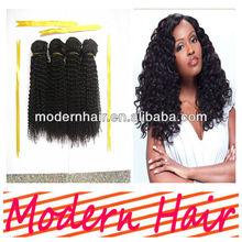 100% Brazilian human hair extensions,Natural Brazilian hair weave/weft/weaving