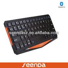 2014 New design ultrathin bluetooth keyboard for Ipad mini