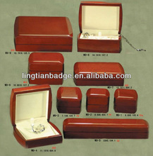 2015 new style wooden box for jewellery