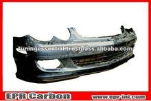 For Mercedes Benz CL-Class CLK500 Carbon / FRP Front Lip