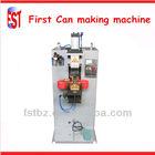 tin can end spot welding machine-can making machine