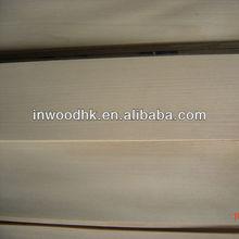 Chinese Maple Wood Veneer for Skateboard