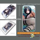 Wholesale Anime Shingeki no Kyojin Attack on Titan apple Cell Phone Case Covers