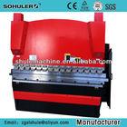 nc sheet metal machinery press brake shoe bending testing machine