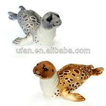 Aquarium toy gifts plush seal stuffed animal