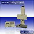jinan marcação máquina industrial dot pino marcador para peças mecânicas