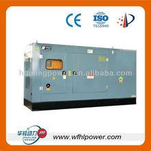 10-600 KW Silent Natural gas turbine generator set