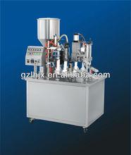 Semi auto small tube filling machine,ointment tube filling and sealing machine,toothpaste tube filling machines