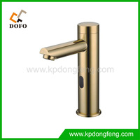 Y188G Antique style automatic inductive basin mixer