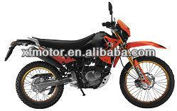 200cc dirt bike motorcycle of dual purpose
