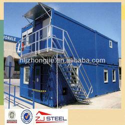 Multi-storey prefabricated house
