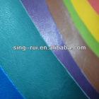 PU Leather Lamb Napa Sheep Skin For Making Sandals(Zapatos Curenia)