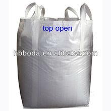 top open 1000kg pp jumbo bags manufacturer