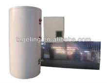 Solar de la bomba de calor del calentador de agua
