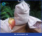 custom design extra large cotton laundry bag