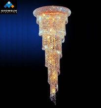 Gold indoor decorative hanging lights