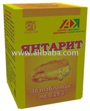 Immune supplement with Natural Succinic Acid (amber acid)