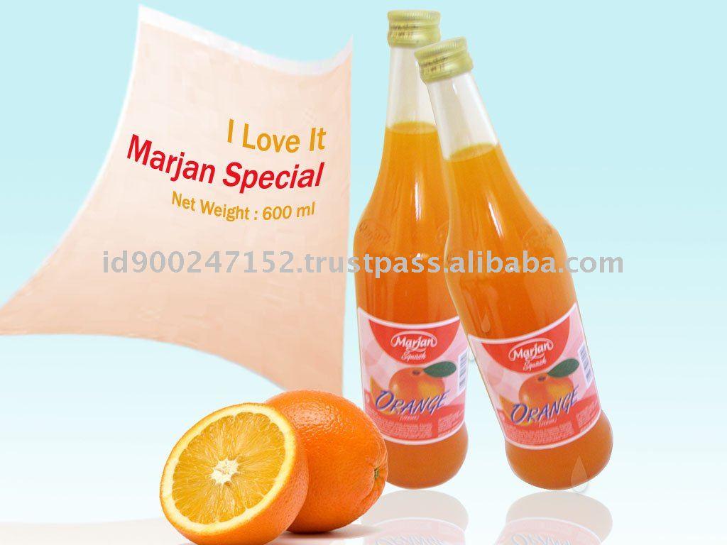 Syrup Marjan