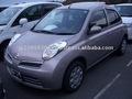 nissan micra de março japonês carro pequeno