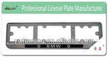 Euro car plate frame, number plate frame, license plate holder