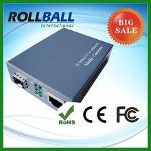 1550nm 10/100m 12v 24v converter media converter