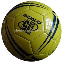 FOOTBALL.PVC soccer ball