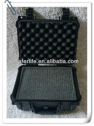 2013 ABS waterproof plastic instrument carrying case