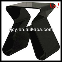 acrylic crystal dining table and chairs