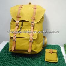 Promotion travel hiking school backpack bag