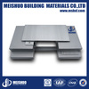 Durable floor to floor architectural expansion joint