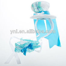 Party Headwear Accessory Alice In Wonderland Fascinator & Collar Set