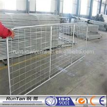 2013 Galvanized metal farm gates (Factory,ISO9001)