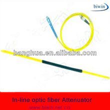 In-line optic fiber Attenuator