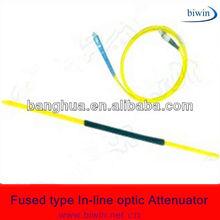 Fused type In-line optic Attenuator