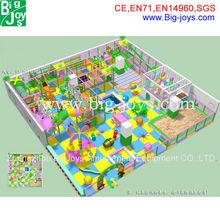 Attractive design and fantasy soft indoor playground,indoor soft play equipment, playground equipment indoor