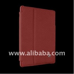 Vaja Pompeian Red/Red Leather Agenda Case for tablet pc