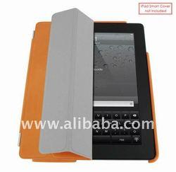 Piel Frama iMagnum Orange Leather Case for tablet pc