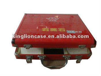 functional custom ceramic tiles carrying case made in China