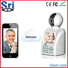 Sricam SP001 Support 32G SD Card And U Disk Video Recording Wireless Local Storage 3G Wifi IP Camera Dome TF Camera