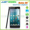 Original Brand Android 4.1 Quad Core ZTE Nubia Z5 Cellphone Ram 2GB Rom16GB Wifi/Bluetooth/Gps