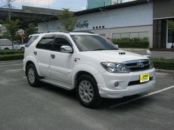 Toyota Fortuner (V) Sport 3.0 AT 4WD