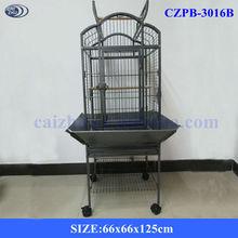 Opentop Metal Pet Product Bird Cage